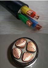 Made in Jiukai 0.6/1KV 4 Core CU/ XLPE Insulated PVC Sheath SWA Steel Wire Armoured Power Cable