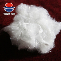 15D Wholesale Regenerated Recycled Polyester Staple
