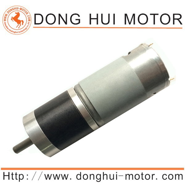 36mm 12v dc high torque electric motor gear for sliding gate from DH Motor