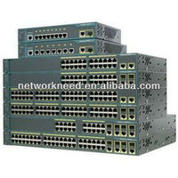 WS-C2960G-24TC-L Cisco Switch 24 Port Managed Switch Cisco Ethernet Switch