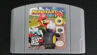 Several titles available US version games n64 mario kart