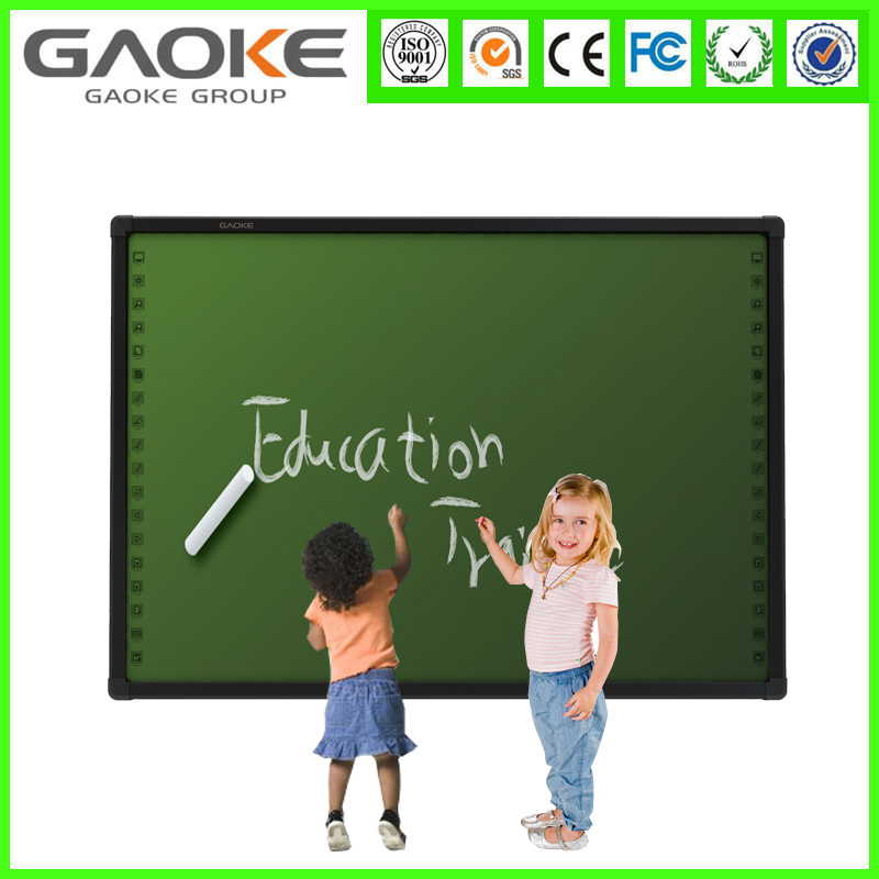 78'' 82'' 85'' projector electronic interactive digital teaching board