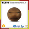 China manufacturer kids ball basketball made of pvc material