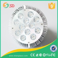 LED Grow Light Plant Grow Lights 12W E27 led grow lights europe For Garden Greenhouse and Hydroponic Full Spectrum Growing Lamps