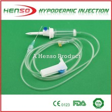 Henso Disposable IV Infusion Set with Filter