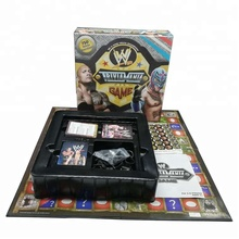Wholesale Portable Printed Popular cardboard Board Games