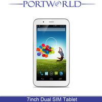 7inch MTK6572 Android 4.2 Mobile Phone Tablet GPS 3g Video Calling