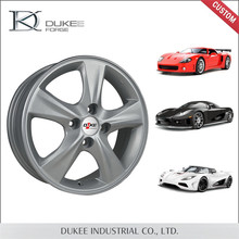 Customization available China supplier Specialized in 5X100 Wheels 17 Inch