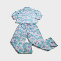 FACTORY DIRECTLY SELL COMFORTABLE PRINTED FLANNEL LADIES PAJAMAS, LOUNGEWEAR