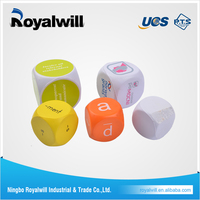 2 hours replied factory directly hot sale personalized genuine leather dice cup of Royalwill