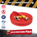 2inch Double Jack High working pressure Red Fire Hose