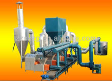 Very popular Energy saved Charcoal making equipment automated production lines