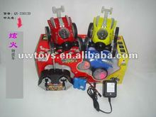 2012 New 4CH plastic radio control toy car for children
