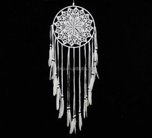 Wholesale Fashion Feather Dream Catcher Decoration,New Gift Indian Style ,Gypsy Dreamcatcher