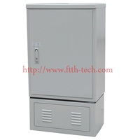 Outdoor Fiber Optic Cross Connect Cabinets