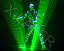 Magic green laser dancing equipments for bar/party laser show