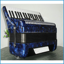 Colorful 5/0 register 34 key 60 bass piano accordion