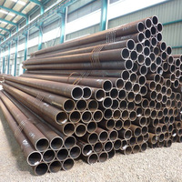 High Precision Cylindrical Carbon And Alloy ST52 Steel