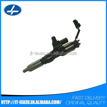 23670-E0010/095000-6593 FOR J08E GENUINE DIESEL FUEL INJECTOR ASSEMBLY