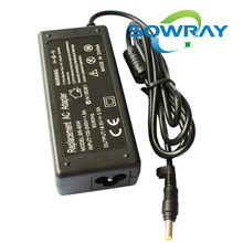 65w 18.5 volt ac adapter for hp Laptop charger 100-240v 50-60hz power supply