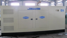 High quality 400kw 500kva diesel generator set with Cummins engine