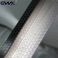10 years warranty anti uv plastic board soundproof honeycomb polycarbonate sheet