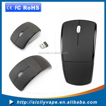 2015 New Style Folding Wireless Mouse with Foldable Design