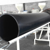 Waste Water Discharging uhmwpe pipe / tubing