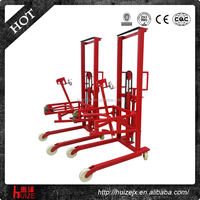 Manual oil Drum Lifter,hand oil Drum Truck, Hydraulic oil Drum loader