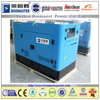 battery powered electric generator 10kva-250kva waterproof silent generator for sale with 220 volt generator head