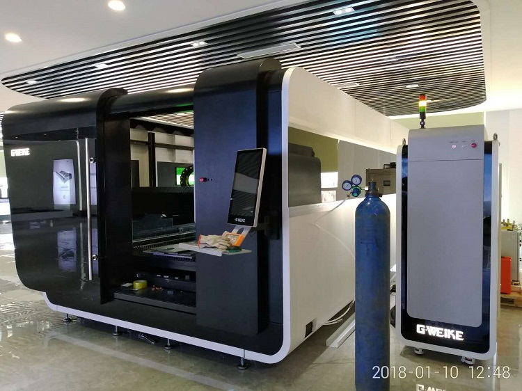 Fiber Laser 3KW 4KW 6KW Laser Cutter For Metal Steel From G.weike