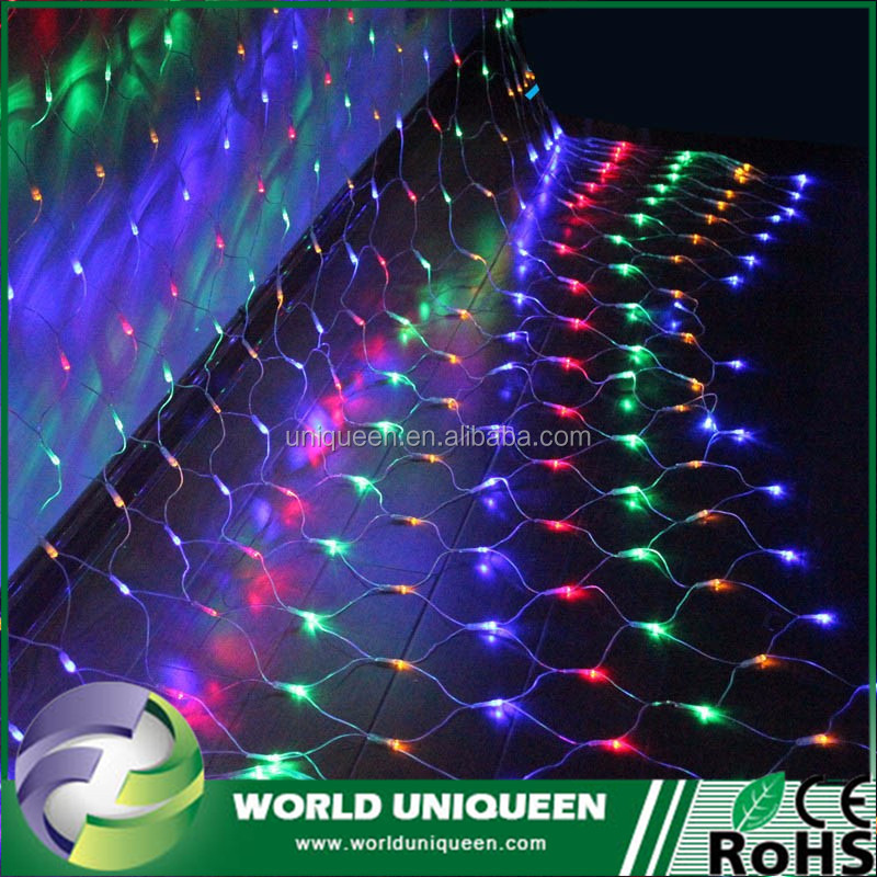 2016 Wholesale RGBY Fairy Lights For Decoration IP44 Wedding Party Festival Christmas Decoration Solar Powered LED String Lights
