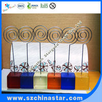 2013 various kinds name card clip holder