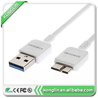 OEM for Samsung Galaxy Note 3 S5 USB 3.0 Data Charging Cord CABLE