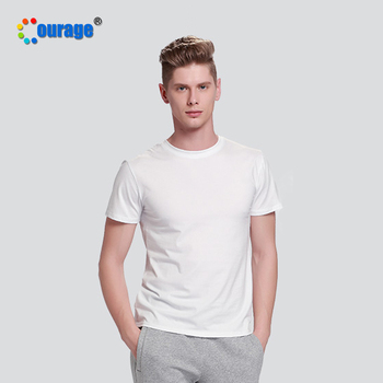 New Design Manufacture Plain Custom Logo Blank T Shirt