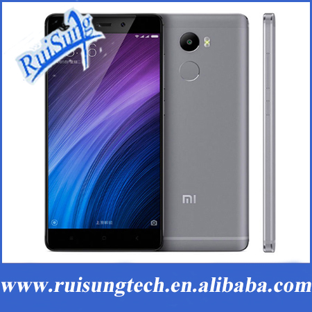 "Original Xiaomi Redmi 4 Pro red rice 4 32GB ROM Snapdragon 625 Mobile Phone 4100mAh Battery Fingerprint ID 5.0"" Metal Body"