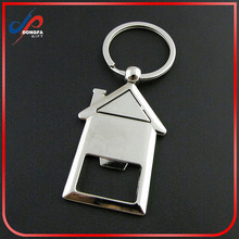 house shape keychain house shape bottle opener beer opener key ring