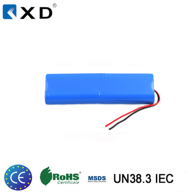 Rechargeable IFR 18650 6.4V 2800mAh 3000mah LiFePo4 Battery Pack 2S2P Battery Pack for Power Tool
