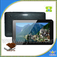 7 inch Allwinner/Boxchip A13 Cortex A8 Tablet PC 2 Cameras with 2G/GSM SIM slot 800*480pixs
