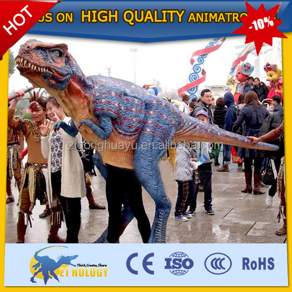 Cetnology Exclusive Christmas Product Mechanical Adult Dinosaur Costume