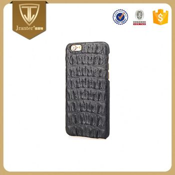 Genuine Crocodile Leather Mobile Phone Case Factory