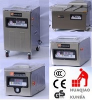 professional Nitrogen filling Food single chamber Vacuum packer for restaurant, market,industry and hotel