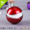 Mini ball speaker with USB charge cable for ipad computer pc etc