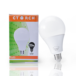 Ctorch CE high quality 20w led light bulb b22 100-270V home use