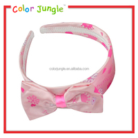 Hot sale plastic headband to decorate, low price headband manufacturer