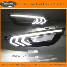 New Arrival LED DRL Daytime Running Light for Ford Focus Fashionable Design LED DRL Daylight for Ford Focus 2015-2016
