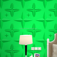 interior decoration dimensional pattern wallpaper bobu