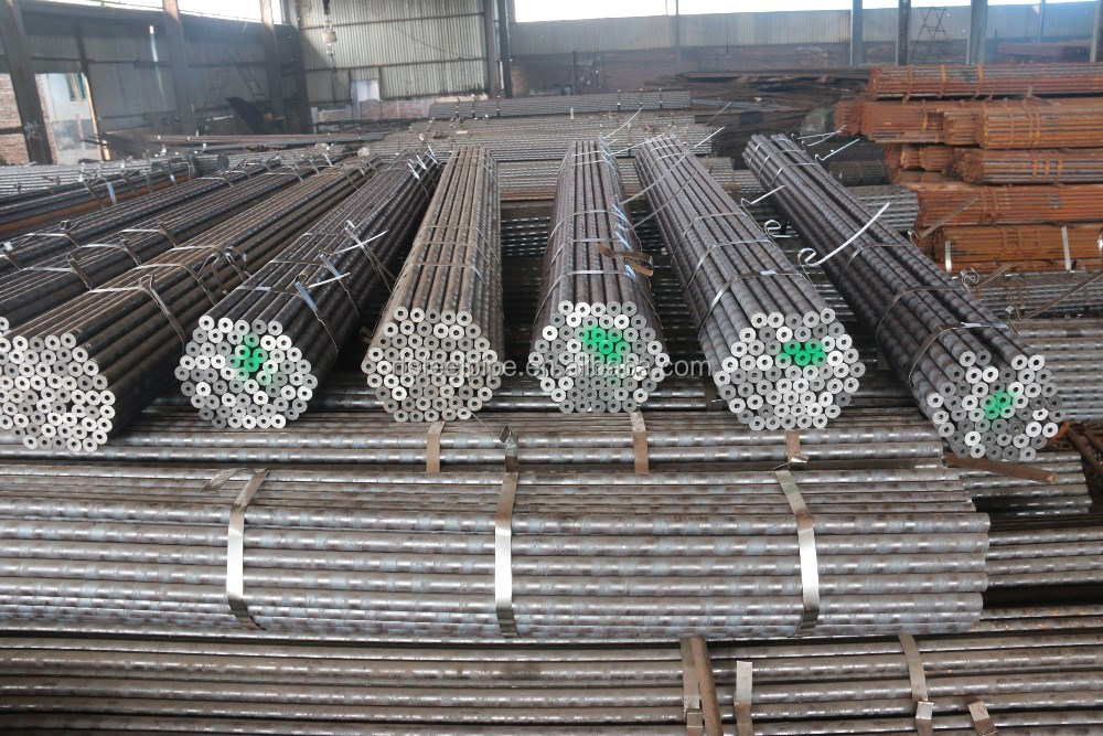 China Professional Manufacturer Best-Selling Hot-Rolled Russian German CK 45 ASTM 1045 Seamless Carbon Steel Tubes
