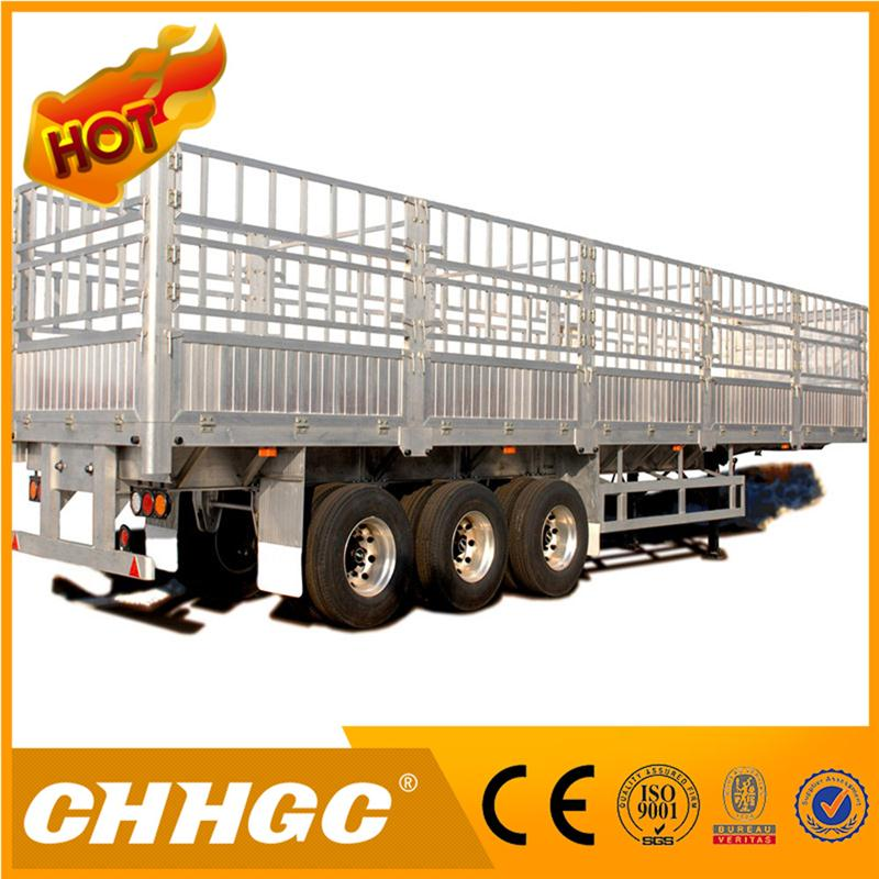Brand new fence semi trailer for load container with CE certificate