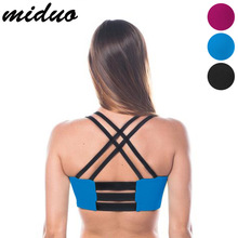 explosion paragraph spell color short sports speed dry vest fitness yoga shockproof bra